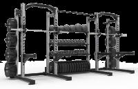 FreeMotion Annexed Half Rack System