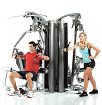 AP-7400 4-Station Multi Gym System