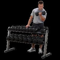 Body-Solid Pro Dumbbell Rack - GDR60