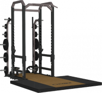 Big Iron Extreme  9Ft / 8Ft Power Rack