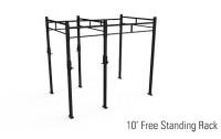 X Rack Free Standing 4FT - 10 FT