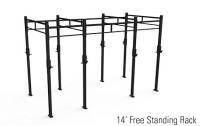 X Rack Free Standing 4FT - 14FT