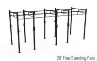 X Rack Free Standing 4FT - 20FT